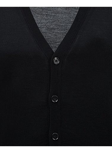 Damat Hırka Siyah